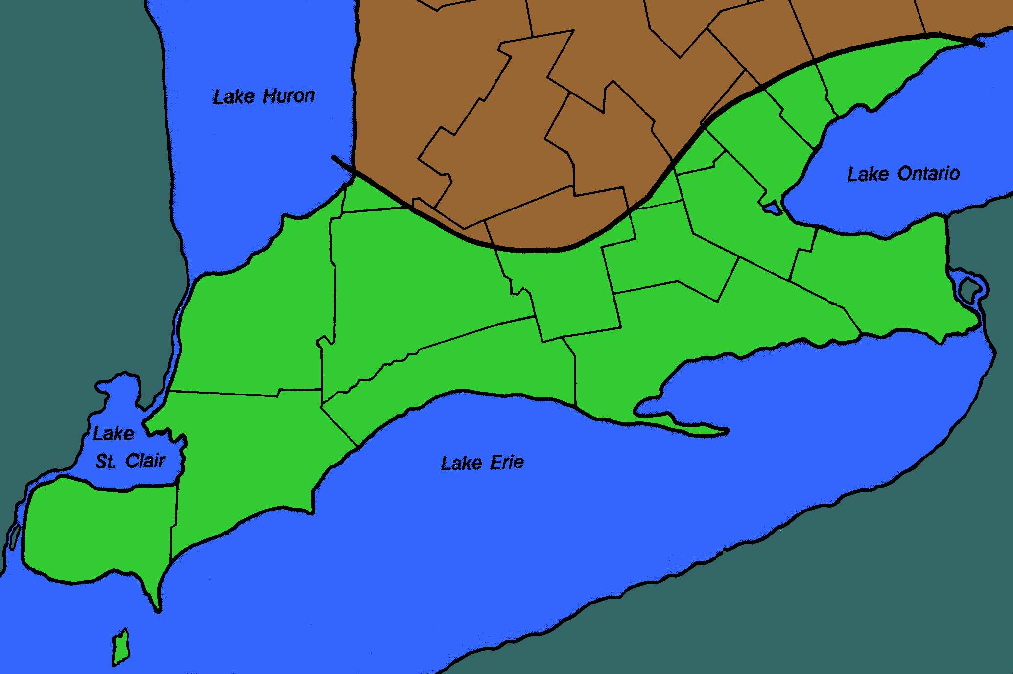 Submit an event announcement carolinian canada for Gardening zones ontario