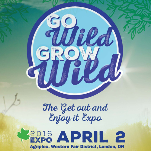 Link to the Go Wild Grow Wild 2015 Expo Page