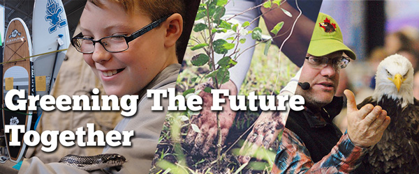 Greening the Future Together