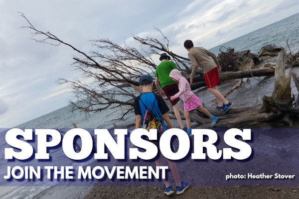 Sponsors Join the Movement