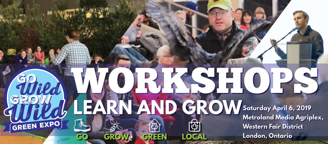 Workshops 2019 | Carolinian Canada