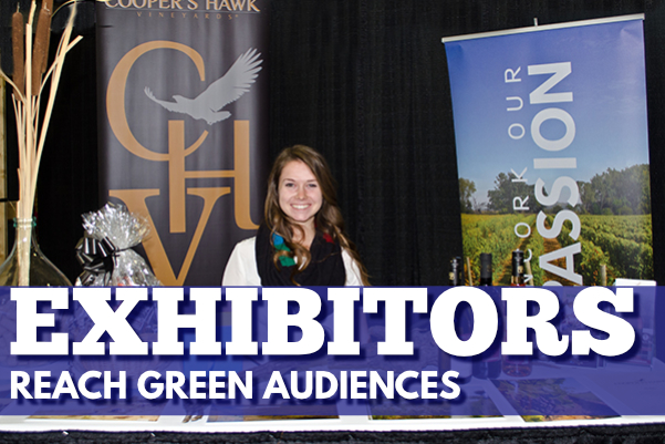 Exhibitors Reach Green Audiences