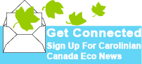 Get Connected: Sign Up for Carolinian Canada Eco News