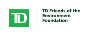 Sponsor - TD Friends of the Environment