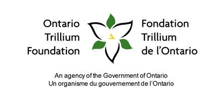 Ontario Trillium Foundation: A Government of Ontario Program