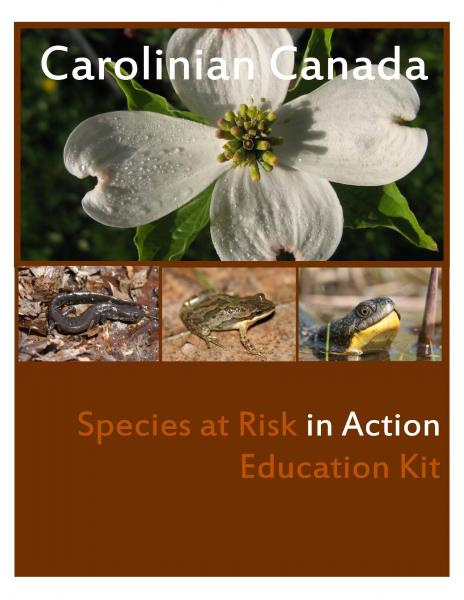 Species at Risk in Action Education Kit