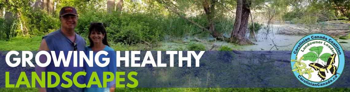 Growing Healthy Landscapes