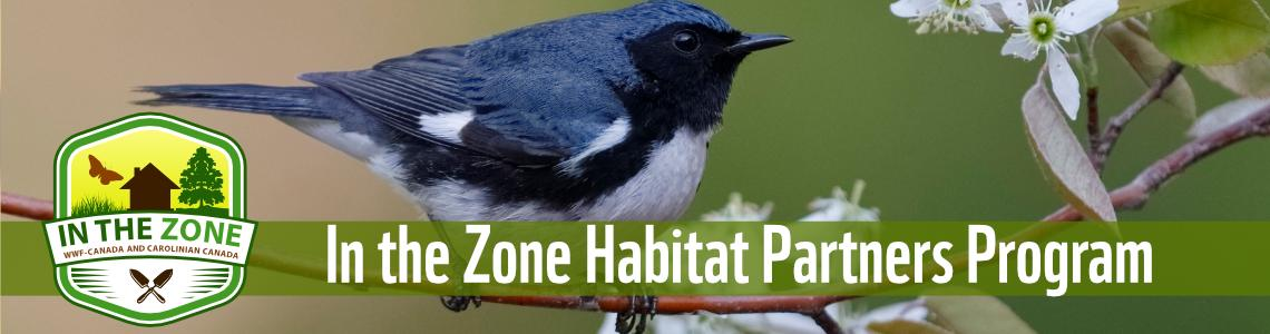 In The Zone Habitat Partners Program