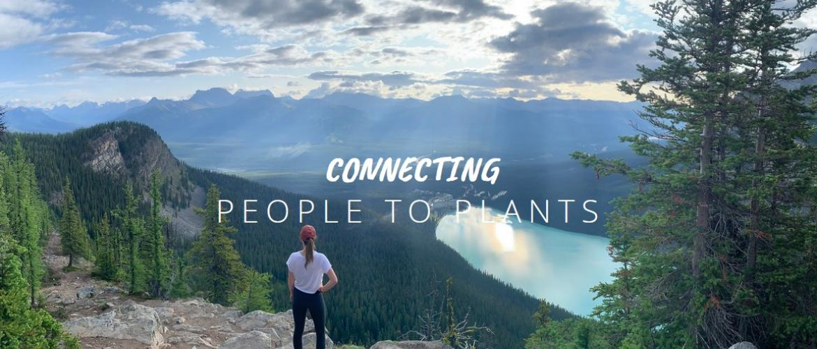 Connecting People To Plants